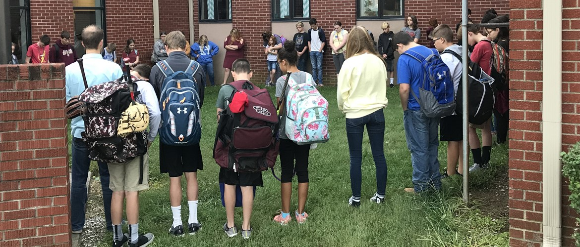 See You at the Pole - 9/26/18