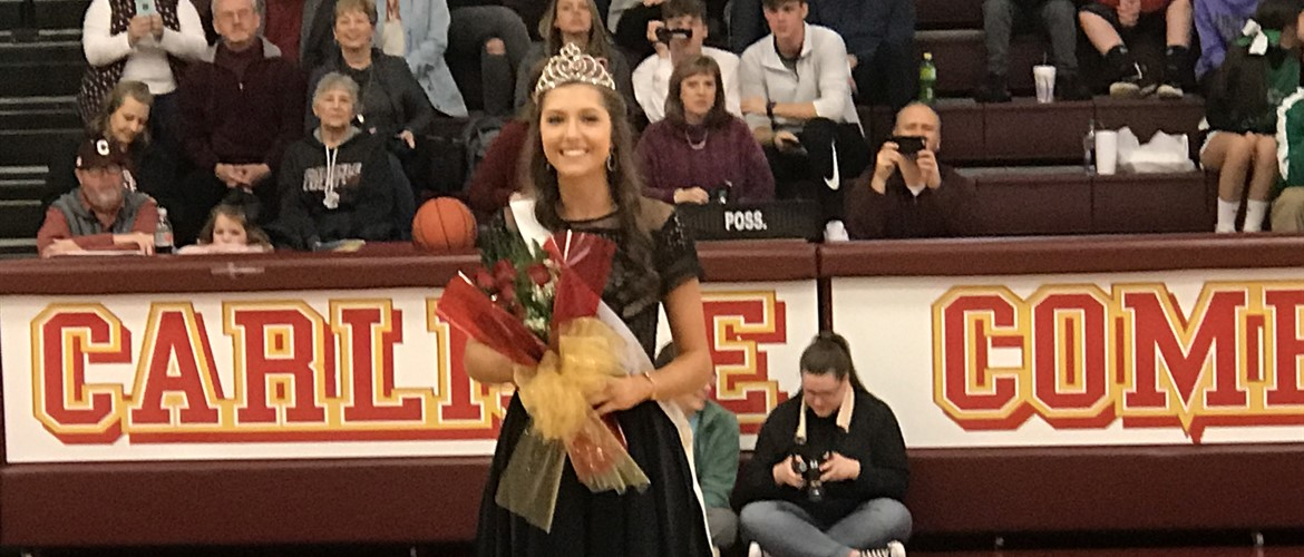 2019 Homecoming Queen Mollie Henderson