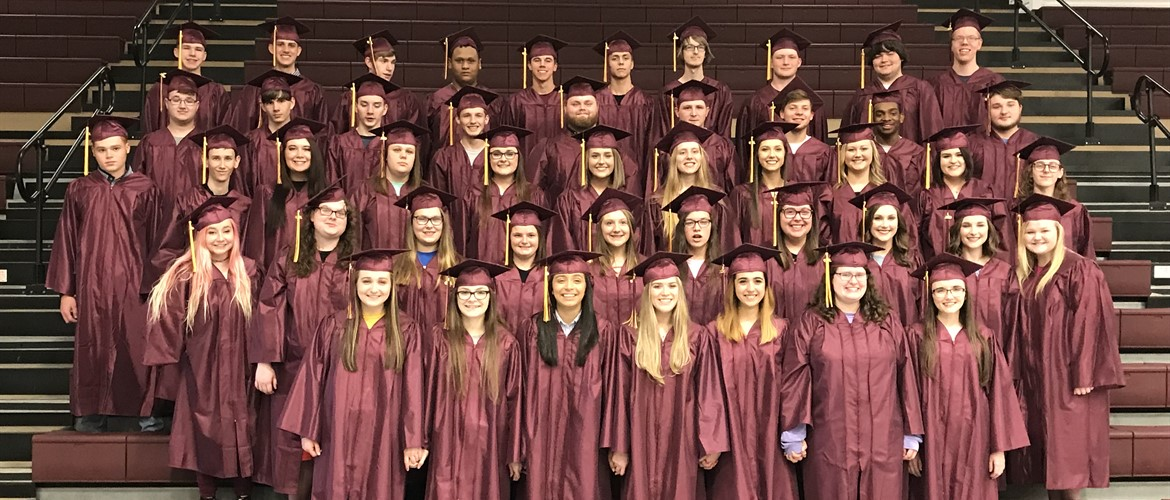 CCHS Class of 2019 - Congratulations Seniors!