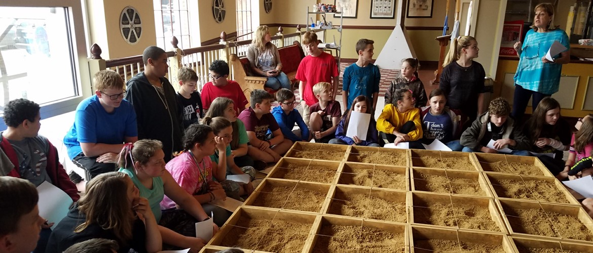 6th Grade trip to River Discovery Center - 5/9/19