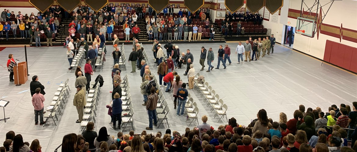 Veterans Day Program - 11/8/19