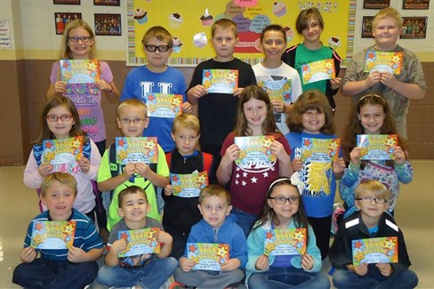 CCES Students of the Month
