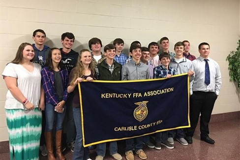 FFA Creed Night