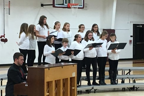 4th & 5th Grade Choir