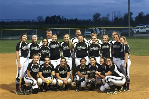 Lady Comets- All A Champions!!