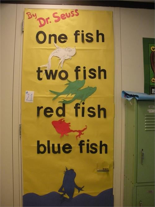 Carlisle county local schools online classroom for One fish two fish read aloud
